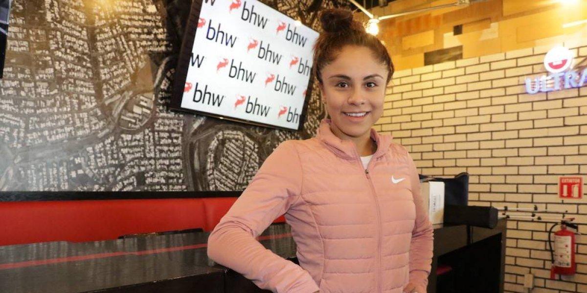 Paola Longoria ve positivo el Abierto de Raquetbol
