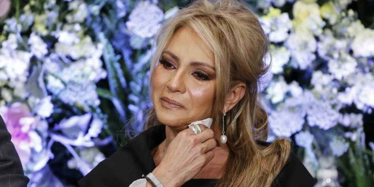 Entre lágrimas Daniela Castro se declara inocente