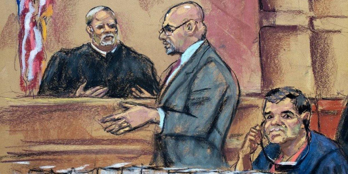 Defensa de El Chapo busca desacreditar a otro testigo