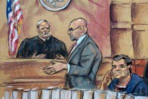 """Juicio contra """"El Chapo"""" Guzmán"""