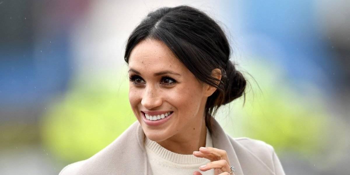 Tío de Meghan Markle revela fotos inéditas del nacimiento de la duquesa