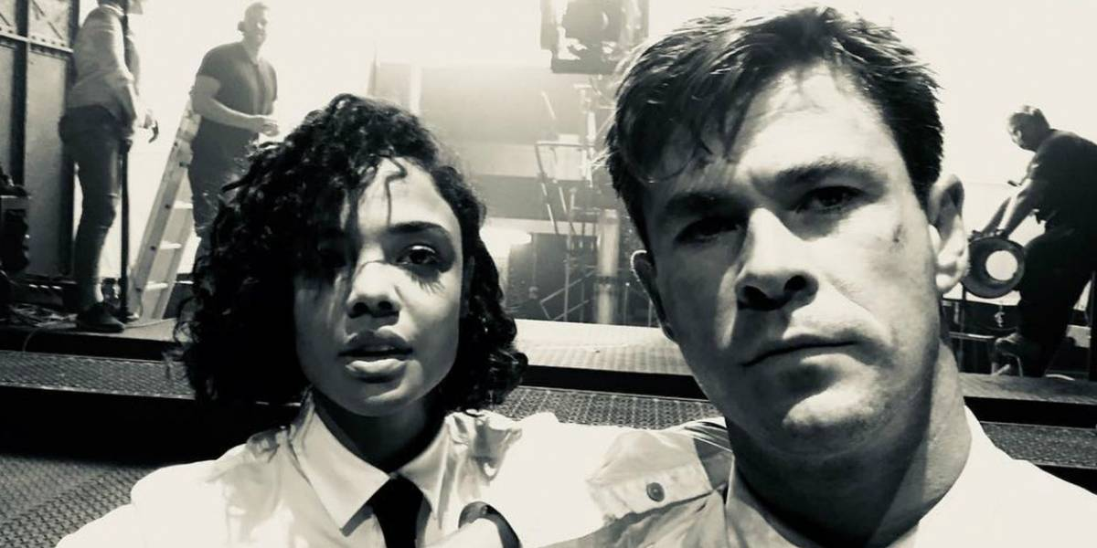 Men in Black: International es el título oficial del reboot de MiB