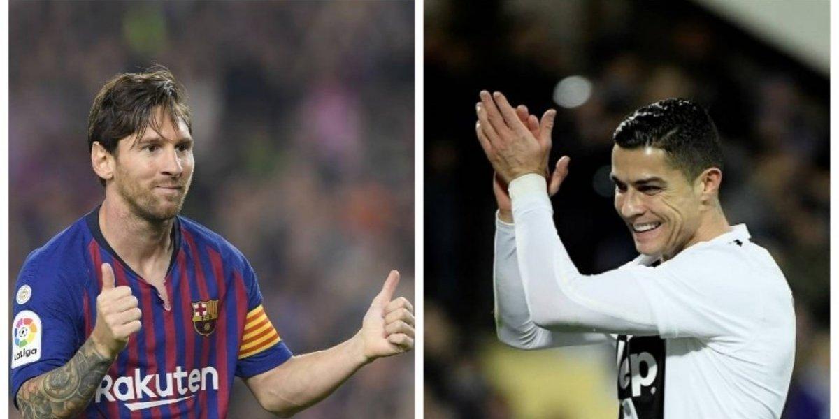 ¿Messi y Cristiano en la final de Libertadores? Ya habría respuesta