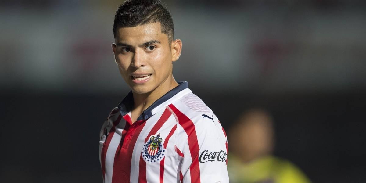 Orbelín Pineda ya quiere salir de Chivas