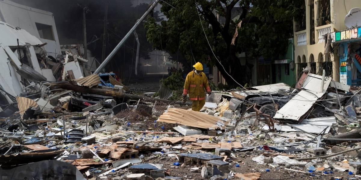 Nueva explosión fatal estremece a la capital