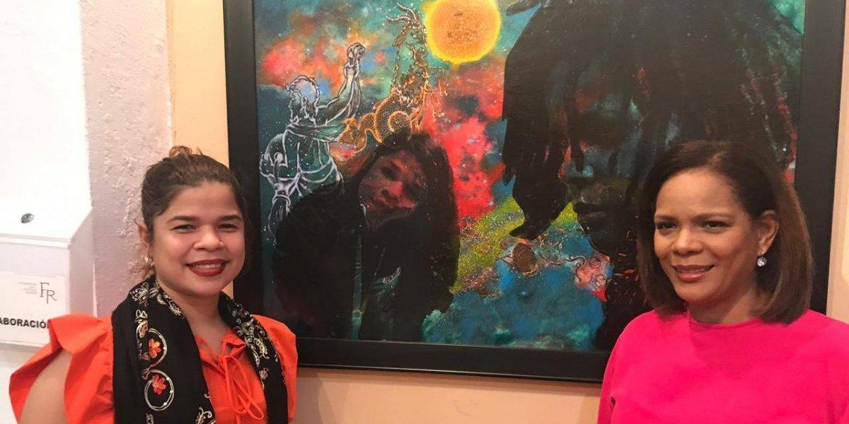 """""""Portadoras de Luz""""; arte y poesía contra la no violencia"""