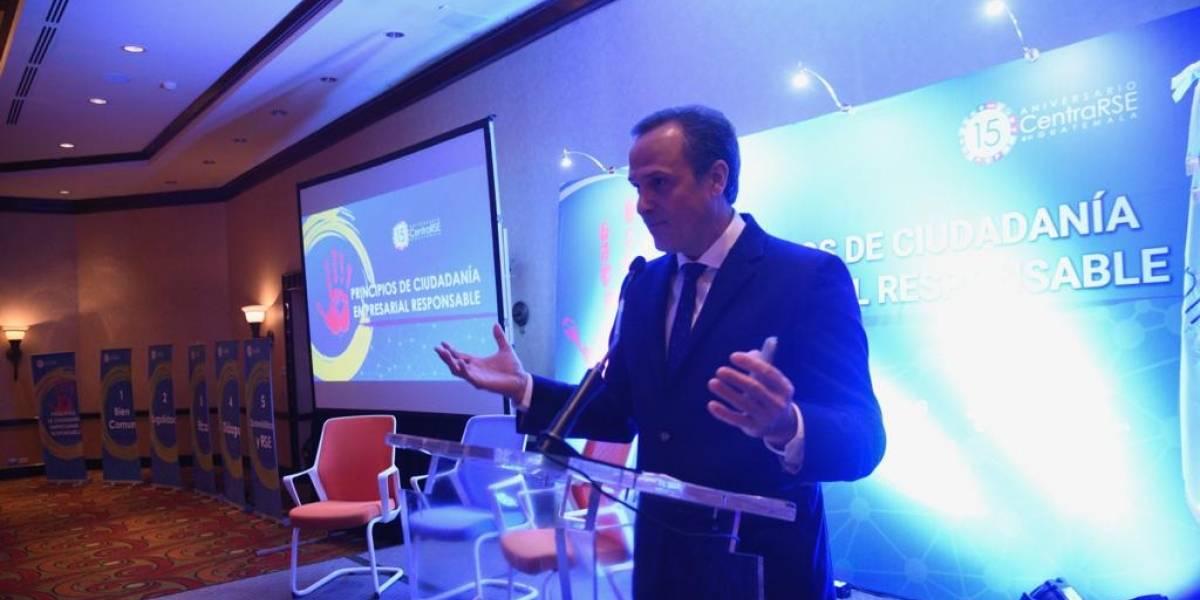 CentraRSE presenta cinco principios para una actuación empresarial ética y responsable