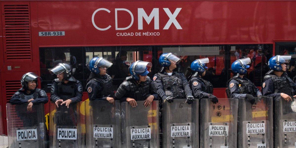 Este podría ser el último día que se vean a los granaderos en la CDMX