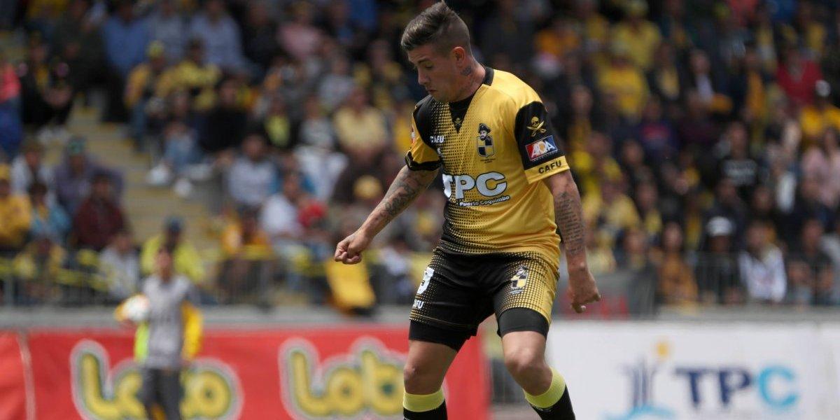 El goleador de Primera B llega a Audax Italiano para reemplazar a Sergi Santos