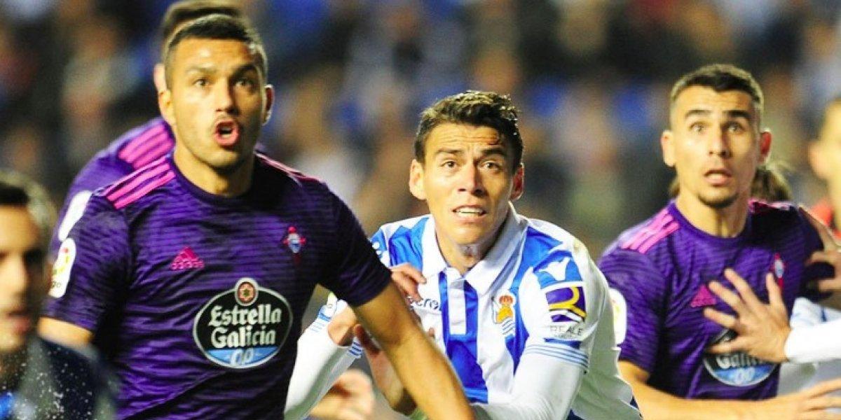 La Real Sociedad de Héctor Moreno selló su pase a Octavos de la Copa del Rey tras vencer al Celta