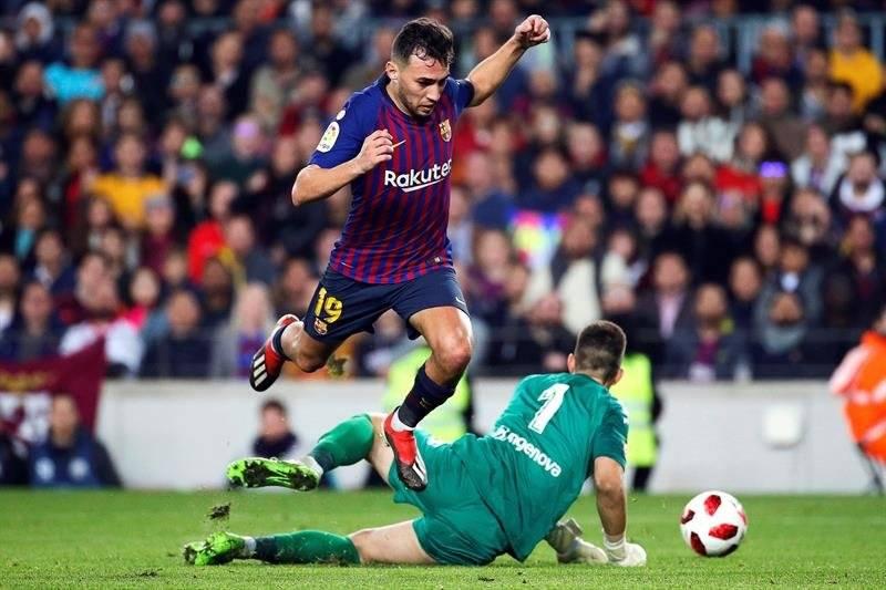 El Barcelona es el vigente campeón de la Copa del Rey. Fotos: EFE
