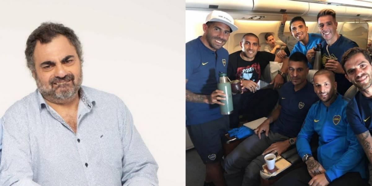 Boca Juniors contrata humorista para su viaje a Madrid