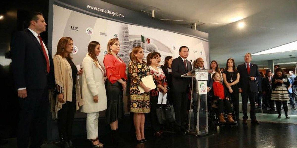 PRI presenta acción de inconstitucionalidad contra reducción de salarios
