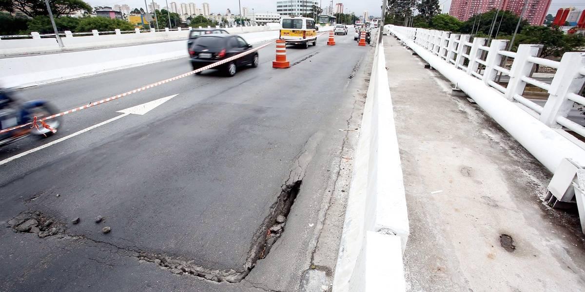 Ponte do Limão ficará bloqueada por 21 dias