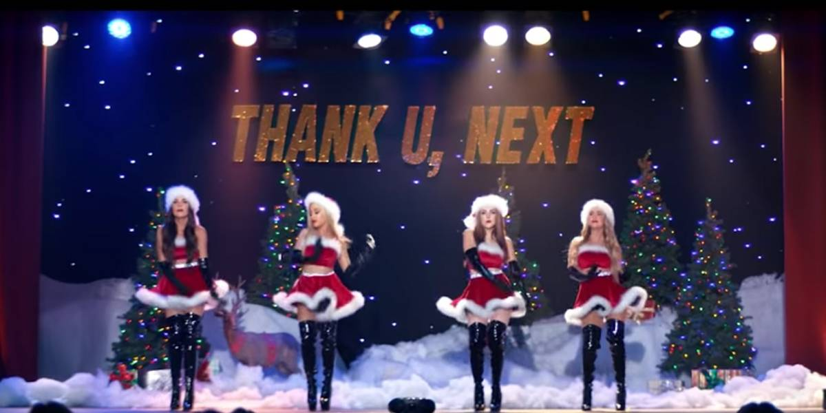 'Thank u, next': Clipe de Ariana Grande bate recorde no YouTube