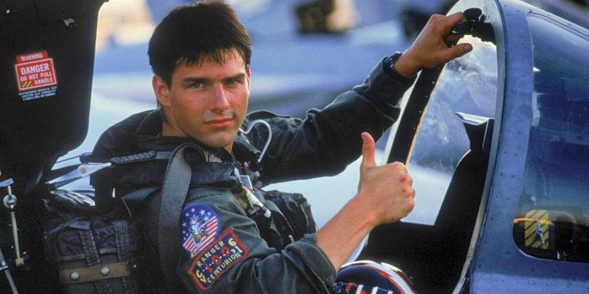 Tom Cruise interrumpe filmaciones de Top Gun 2 para configurar tu pantalla HD