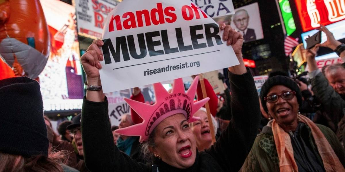 La trama rusa molestará a Donald Trump en 2019