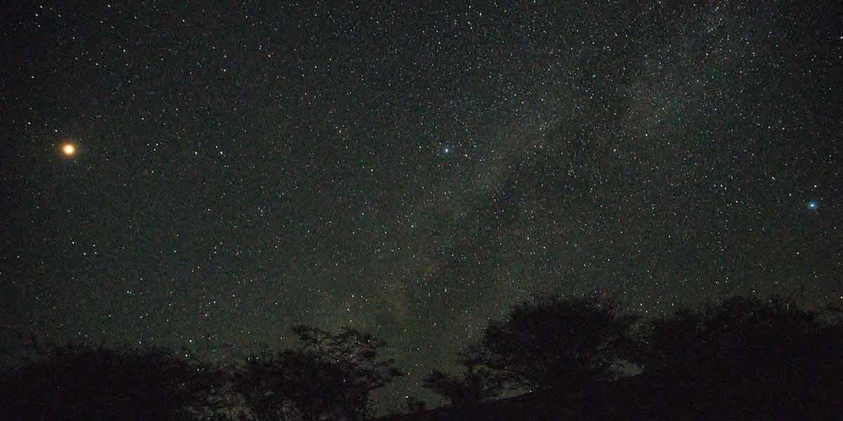 Así puedes recolectar el polvo de estrellas que llega a la Tierra