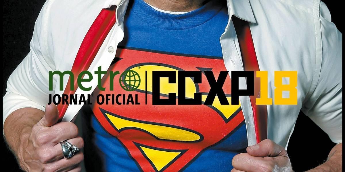 #CCXP18: Comic Con Experience comemora cinco anos com edição turbinada; veja programação