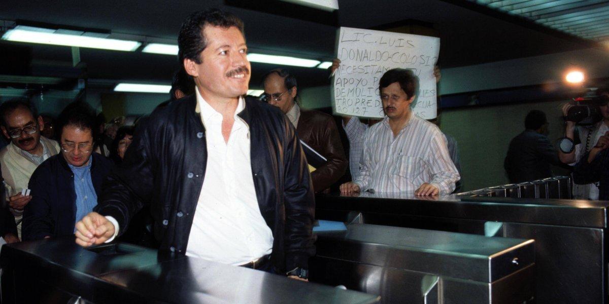 Revelan video completo del asesinato de Luis Donaldo Colosio