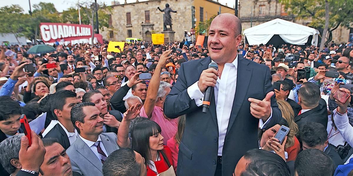 La seguridad será la prioridad con el nuevo gobierno, afirma Alfaro