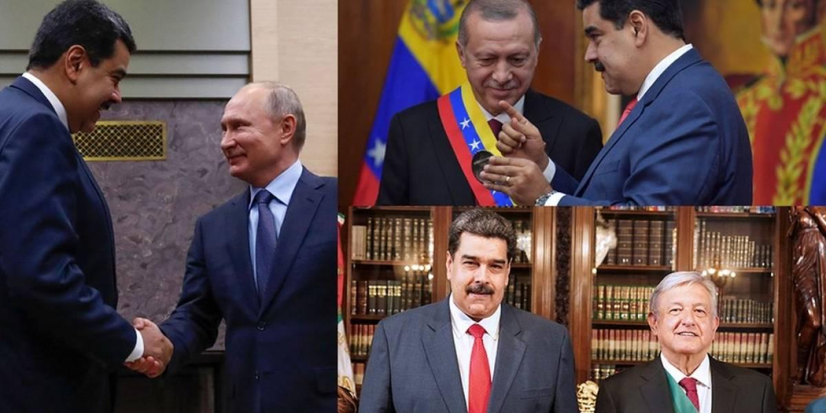 Putin admite crisis en Venezuela y disminución del intercambio comercial