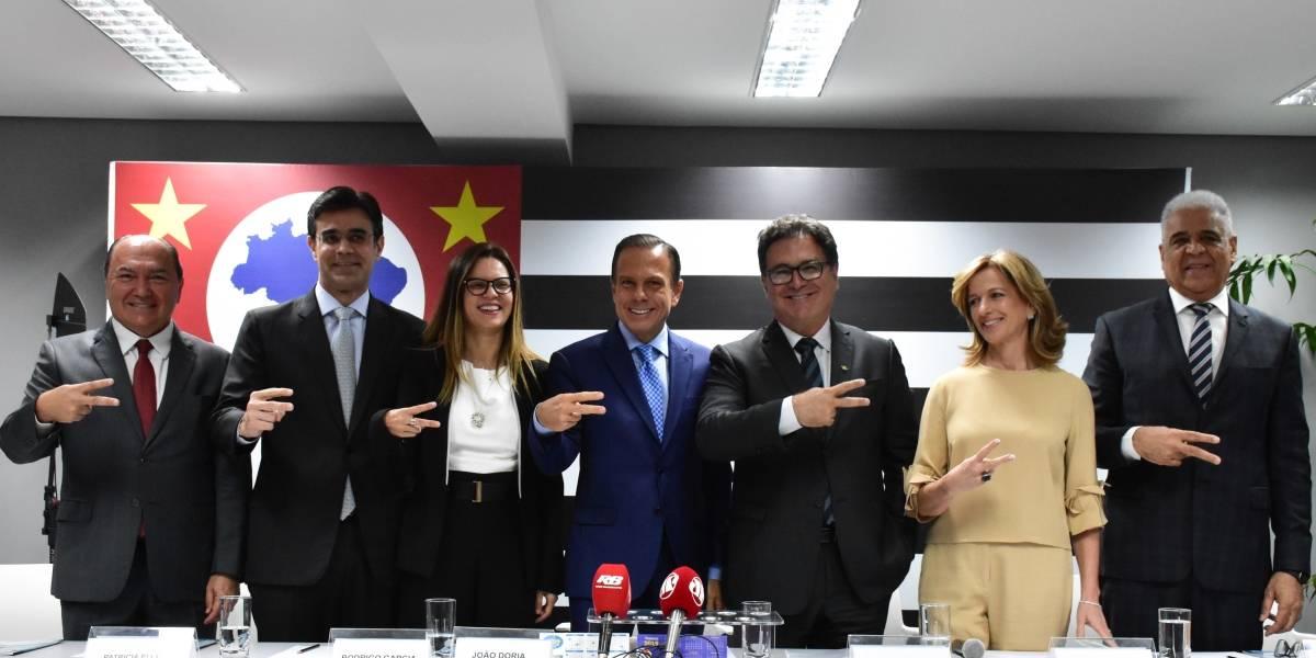 Doria anuncia quinto ministro de Temer para compor secretariado
