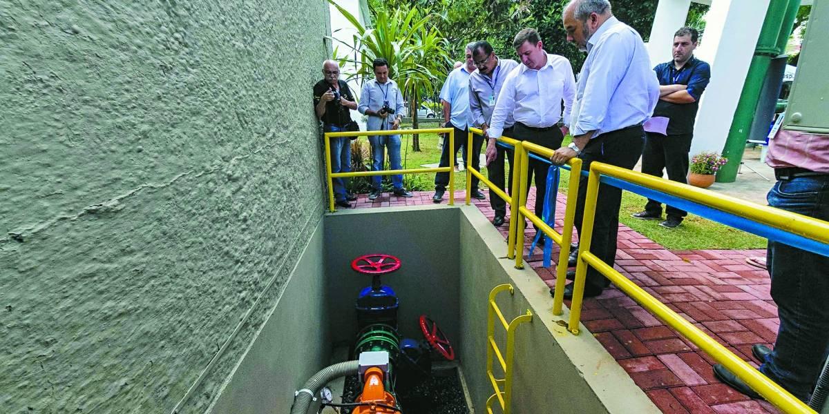 Sabesp vai gerar energia em 17 reservatórios do ABC