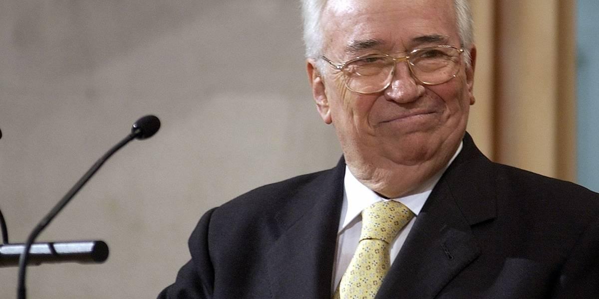 Muere expresidente colombiano Belisario Betancur a los 95 años