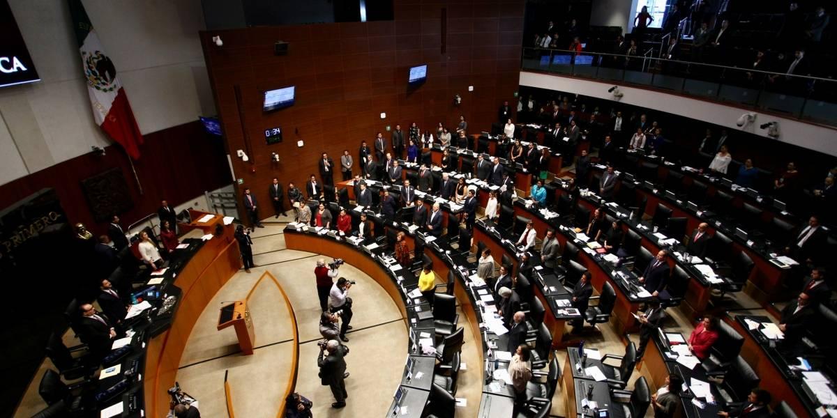 Senado aprueba prisión preventiva para nuevos delitos