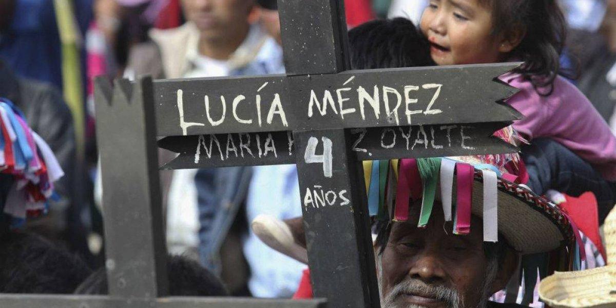 Supervivientes de la matanza de Acteal piden justicia a AMLO