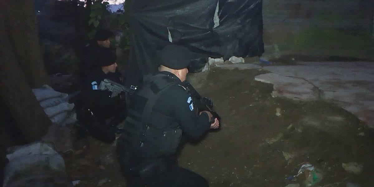 Operativo del MP y PNC busca desarticular clica del Barrio 18