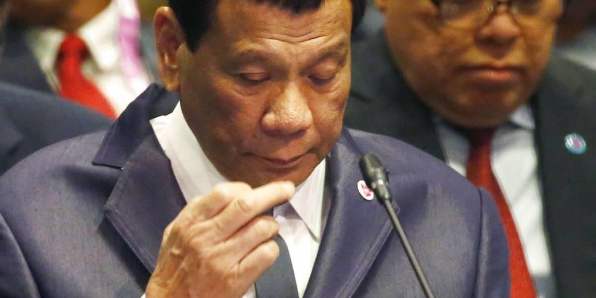 """Duterte llama a matar a obispos católicos: """"esos bastardos no sirven para nada"""""""