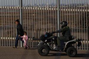Familias, migrantes