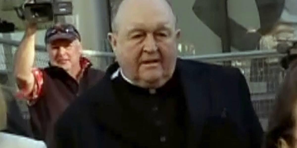 Australia absuelve a arzobispo por encubrir abusos a menores