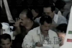 Escenas del asesinato de Luis Donaldo Colosio