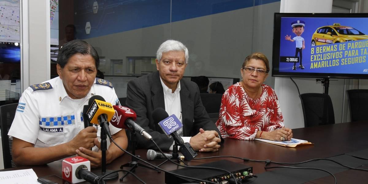 Plan Taxi: Una campaña que busca apoyar a la formalidad en Guayaquil