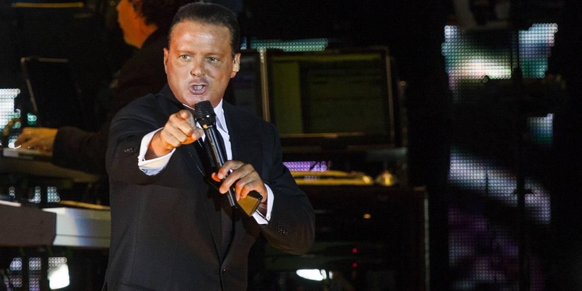 No pueden mirarlo: Las exigencias de Luis Miguel en sus conciertos en Chile