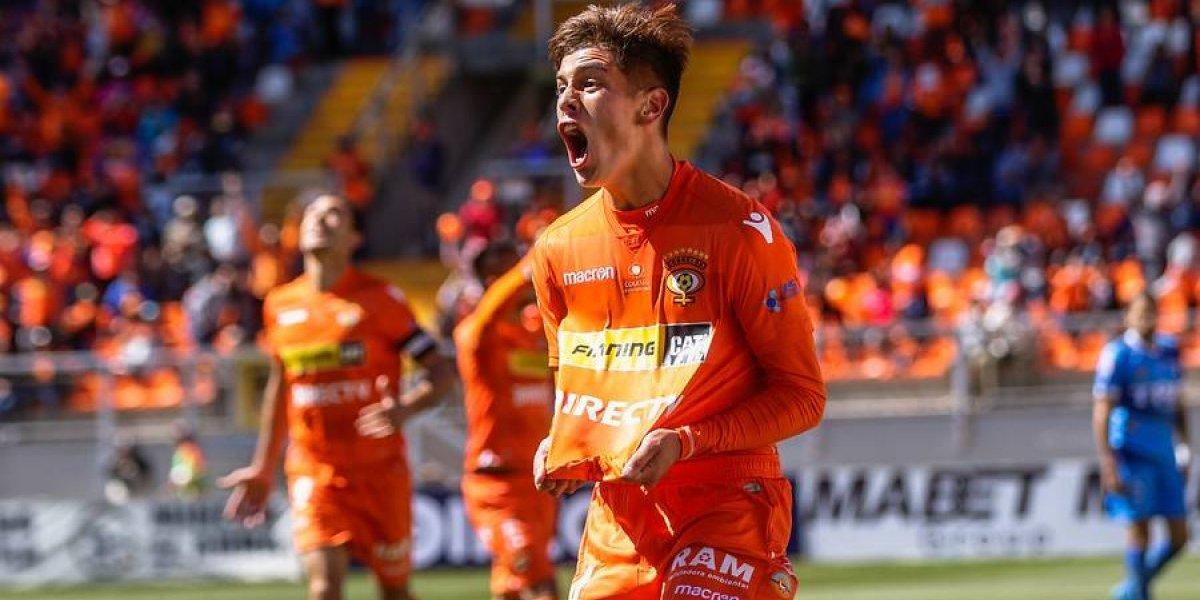 La U sigue mirando a la Primera B y está a detalles de fichar a Pablo Parra para 2019