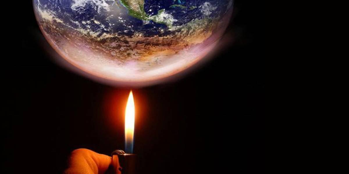 Gravísimo: Estamos a 2 grados de volver irreversible el calentamiento global