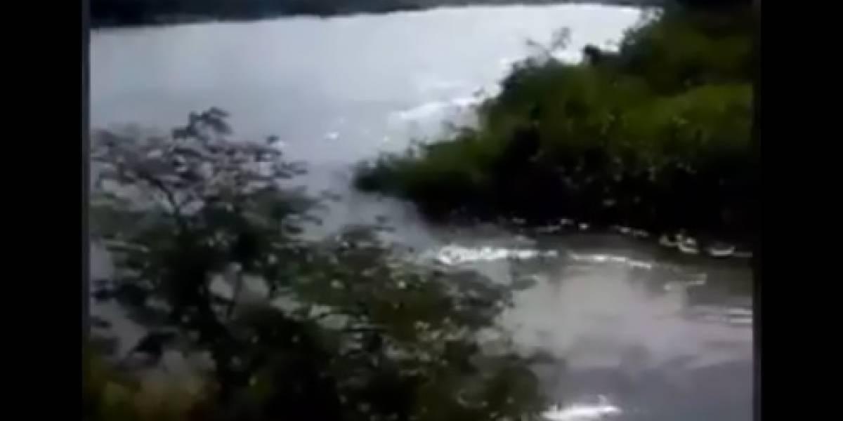 Comunidad denuncia que jarillón del Canal del Dique se rompió en Bolívar