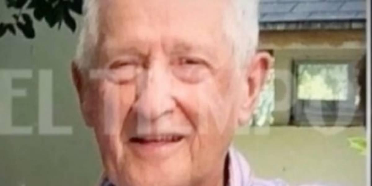 VIDEO: momento exacto del accidente en el que murió el padre Arturo Silva Hurtado