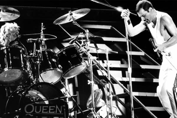 Show laser de Queen llega al Planetario de Bogotá