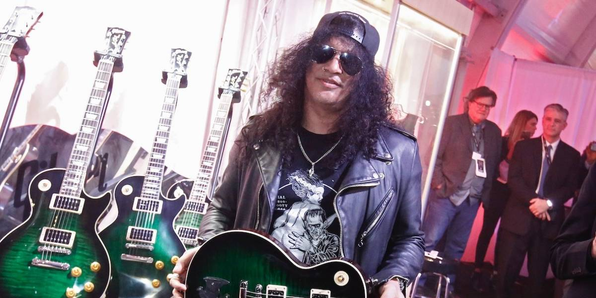 Inicia la preventa para el concierto de Slash en Colombia