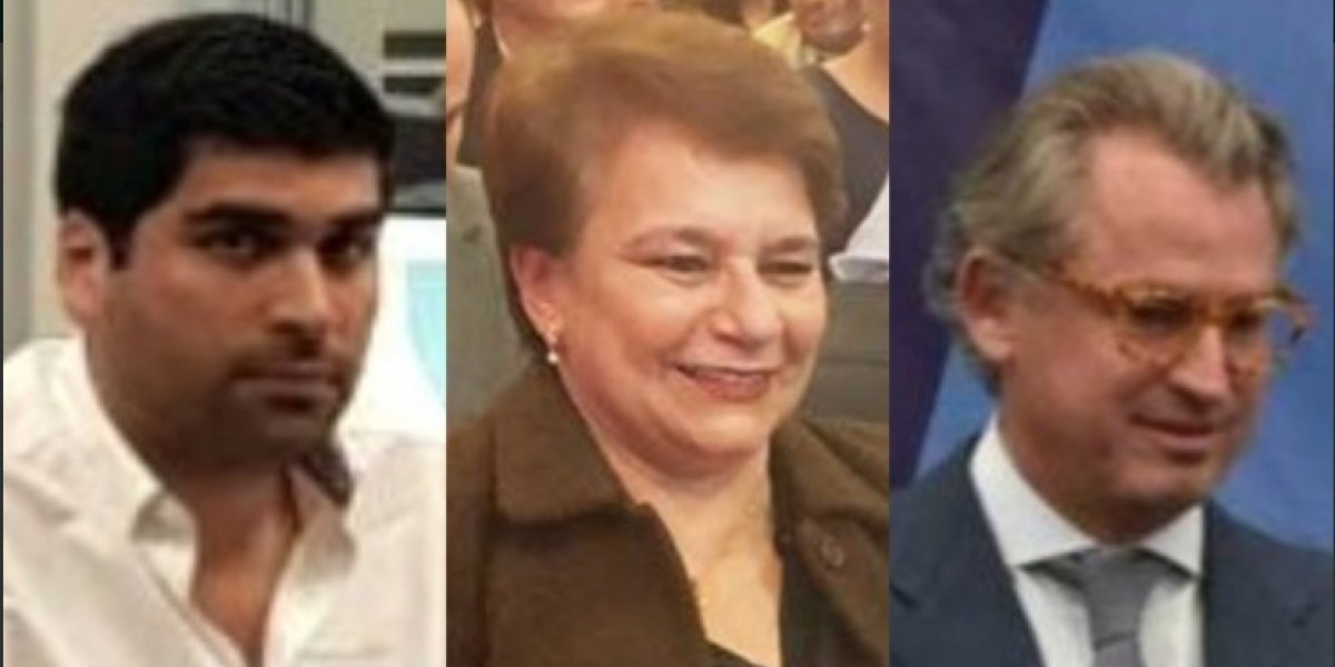 ¿Quiénes son los candidatos a la Vicepresidencia de Ecuador?