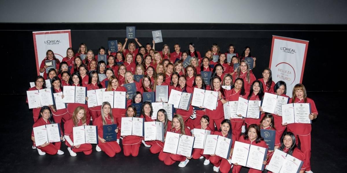 La nueva vida que aspiran 2.000 mujeres graduadas del programa 'Belleza por un futuro'