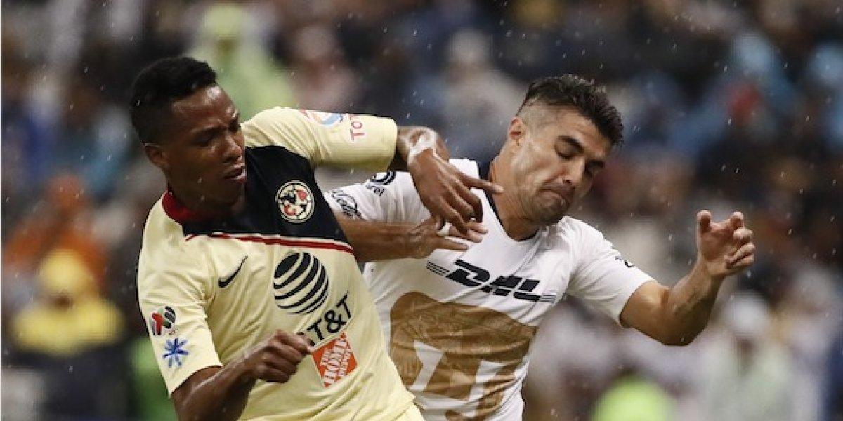 Pumas vs. América: noche de clásico en el Distrito Federal