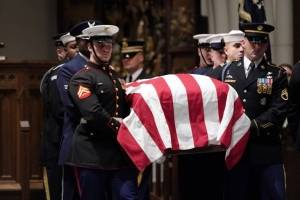 Homenajes a George H. W. Bush