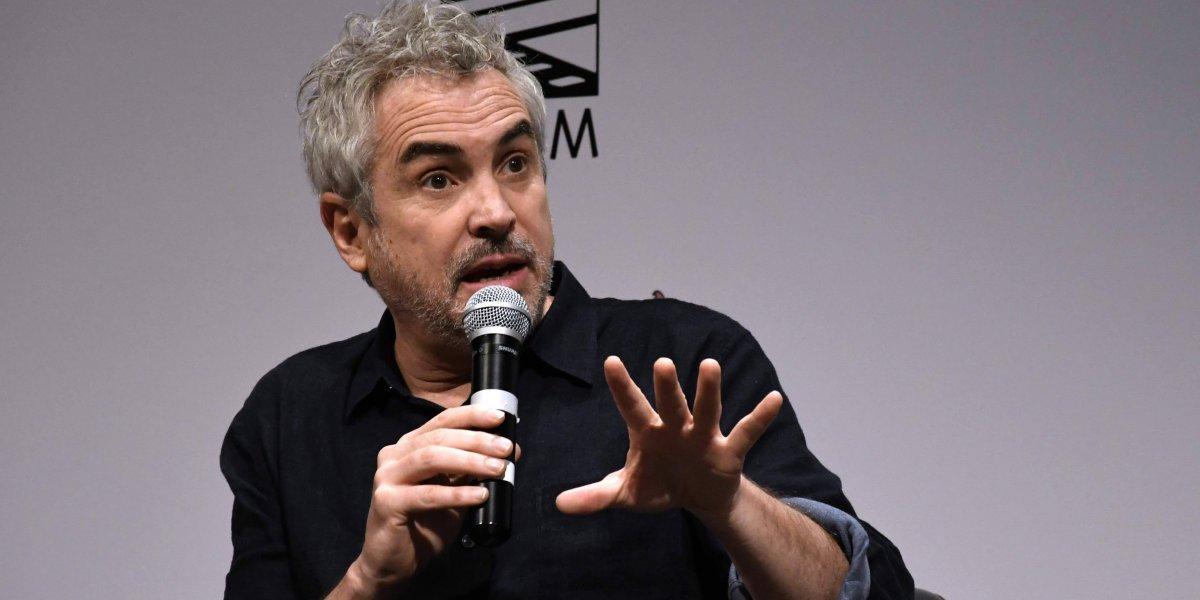 """Alfonso Cuarón y """"Roma"""", nominados a los Globos de Oro"""