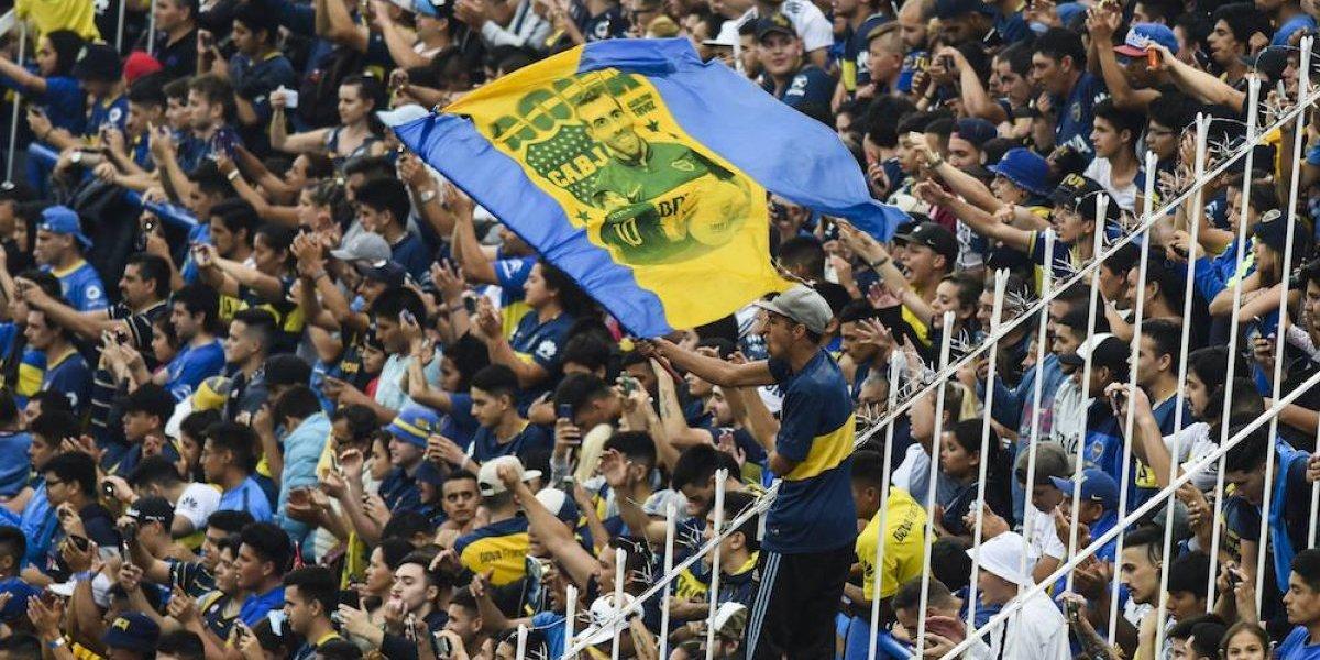 España deporta a líder de la barra brava de Boca Juniors